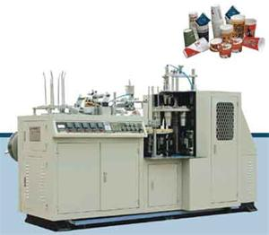 فروش دستگاه تولید لیوان یکبار مصرف کاغذی- stockmachin.comوضعیت دستگاه : فروخته شد